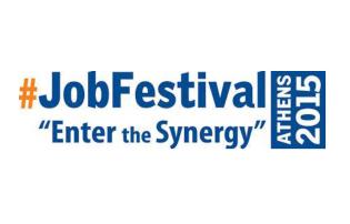 Meet us at Athens Job Festival 2015!