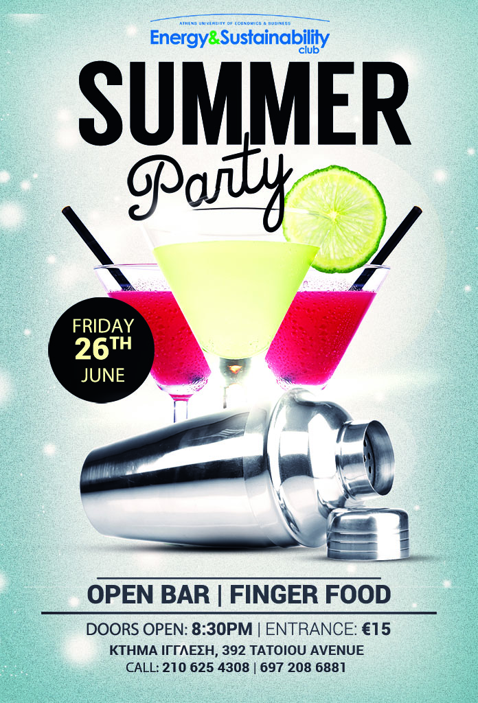 26.6.2015 Summer Party