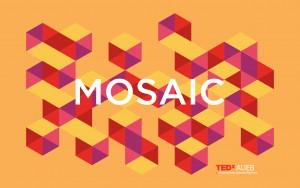 end logo mosaic