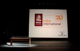With a strong and established tradition of excellence, MBA International celebrated its 20 years anniversary in a festive celebration